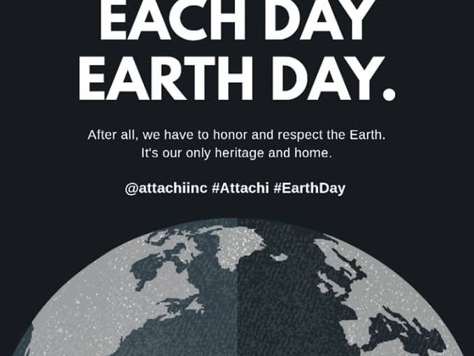 Happy 50th Anniversary to the Earth!
